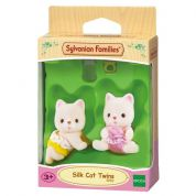 THE SYLVANIAN FAMILIES-ΓΑΤΑΚΙΑ ΔΙΔΥΜΑΚΙΑ
