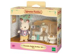 THE SYLVANIAN FAMILIES-ΛΑΓΟΣ ΠΑΙΔΙ & ΣΕΤ ΜΠΑΝΙΟΥ