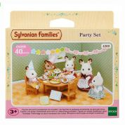 THE SYLVANIAN FAMILIES-ΓΙΟΡΤΙΝΗ ΤΡΑΠΕΖΑΡΙΑ