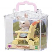 THE SYLVANIAN FAMILIES-ΛΑΓΟΥΔΑΚΙ ΜΕ ΚΑΡΟΤΣΑΚΙ