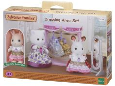 THE SYLVANIAN FAMILIES-ΚΑΜΑΡΙΝΙ ΜΕ ΑΛΛΑΞΙΕΣ