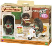 THE SYLVANIAN FAMILIES-PIZZA DELIVERY