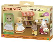 THE SYLVANIAN FAMILIES-ΜΑΓΑΖΑΚΙ ΜΕ ΝΤΟΝΑΤ