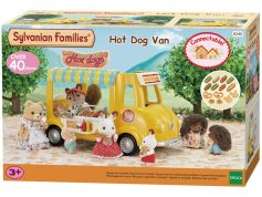 THE SYLVANIAN FAMILIES-ΒΑΝ ΜΕ HOT DOG
