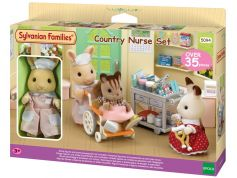 THE SYLVANIAN FAMILIES-ΝΟΣΟΚΟΜΑ ΜΕ ΑΞΕΣΟΥΑΡ