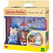 THE SYLVANIAN FAMILIES-ΠΑΙΔΑΚΙΑ ΝΗΠΙΟΥ ΜΕ ΑΞΕΣΟΥΑΡ