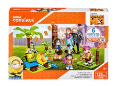 MEGA CONSTRUX MINIONS DELUXE ΣΕΤ ΠΑΙΧΝΙΔΙΟΥ FAMILY PARTY