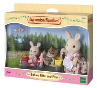 THE SYLVANIAN FAMILIES-ΜΑΜΑ ΜΕ ΠΑΙΔΑΚΙΑ ΣΕ ΒΟΛΤΑ