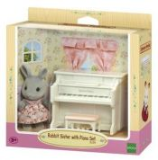 THE SYLVANIAN FAMILIES-MΩΡΑ ΛΑΓΟΥΔΑΚΙΑ ΜΕ ΠΙΑΝΟ