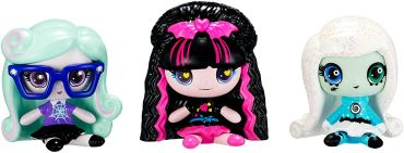 MONSTER HIGH MINIS ΚΟΥΚΛΙΤΣΕΣ 3-PACK