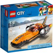 LEGO CITY GREAT VEHICLES SPEED RECORD CAR