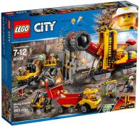 LEGO CITY MINING MINING EXPERTS SITE