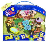 LITTLEST PETSHOP ULTIMATE POSTCARD 3 PACK