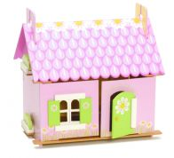������  LE TOY VAN DAIZY COTTAGE PINK