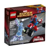 LEGO SUPER HEROES 76014 SPIDER-TRIKE VS ELECTRO