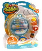 BBUDDIEEZ  STORAGE BALL WITH 3 BUDDIEEZ