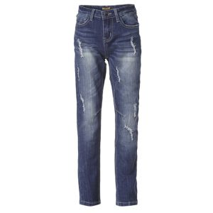 ENERGIERS KIDS TROUSERS BLUE BLACK DENIM