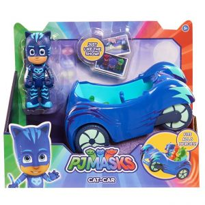 PJ MASKS VEHICLE AND FIGURE - 3 DESIGNS
