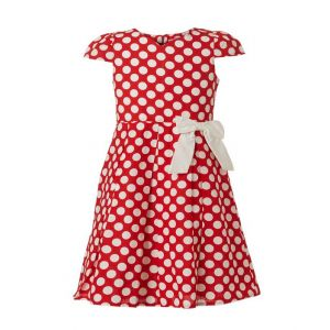 ENERGIERS KIDS DRESS RED