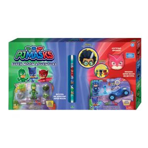 TOY CANDLE PJ MASKS - SEVERAL DESIGNS