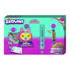TOY CANDLE ZEQUINS