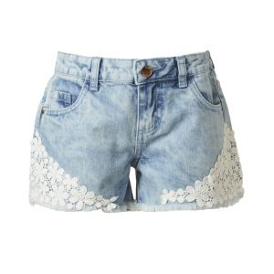 ENERGIERS KIDS SHORTS BLUE DENIM