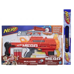 TOY CANDLE NERF MEGA ACCUSTRIKE BULLDOG