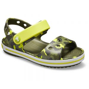 CROCS CROCBAND SEASONAL GRAPHIC SDL K CITRUS