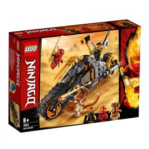 LEGO NINJAGO COLE\'S DIRT BIKE