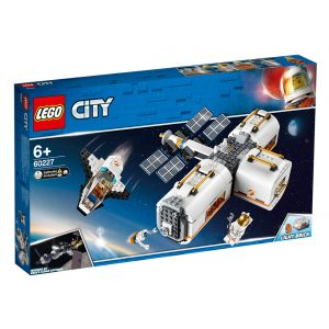 LEGO CITY SPACE PORT LUNAR SPACE STATION