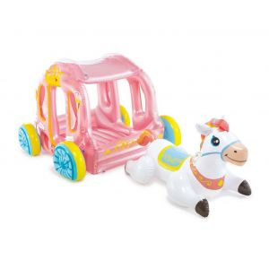 INTEX INFLATABLE PRINCESS CARRIAGE