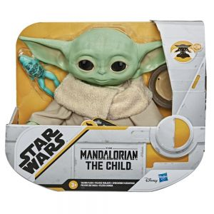 STAR WARS ΦΙΓΟΥΡΑ THE MANDALORIAN THE CHILD TALKING PLUSH