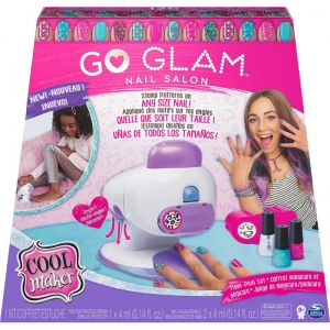 COOL MAKER GO GLAM DELUXE ΕΞΟΠΛΙΣΜΟΣ ΔΙΑΚΟΣΜΗΣΗΣ ΝΥΧΙΩΝ