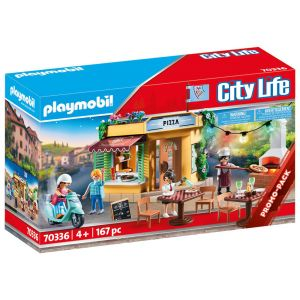 PLAYMOBIL CITY LIFE CAMPING ΠΙΤΣΑΡΙΑ