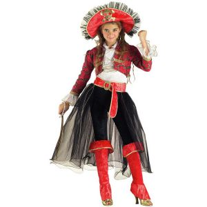 CARNIVAL COSTUME PIRATE OF THE CARIBBEAN