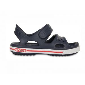 CROCS CROCBAND II SANDAL PS NAVY / WHITE