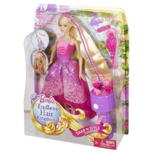 BARBIE DOLL PRINCESS MAGIC LONG HAIR