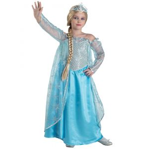 CARNIVAL COSTUME ICE QUEEN