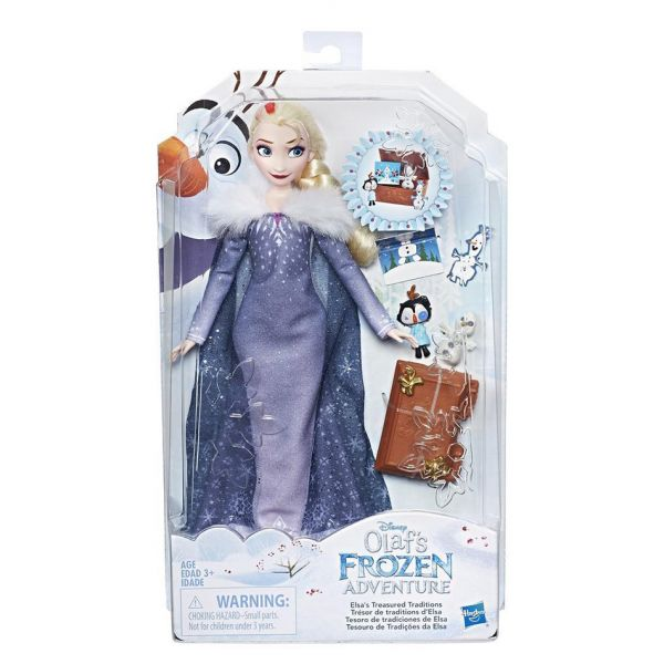 9d64379cb2e ΚΟΥΚΛΑ FROZEN STORY TELLING FASHION ELSA