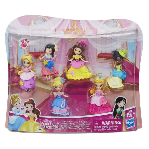 DISNEY PRINCESS ADVENTURE COLLECTION