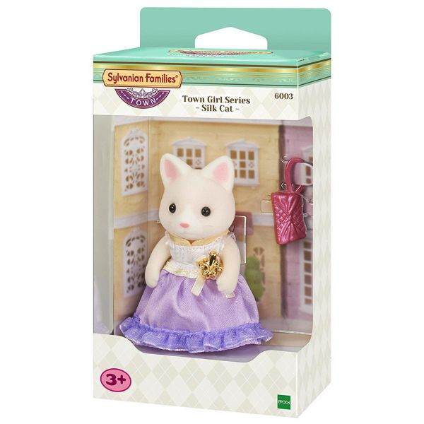 THE SYLVANIAN FAMILIES TOWN SERIES - ΚΟΡΙΤΣΙ ΓΑΤΟΥΛΑ