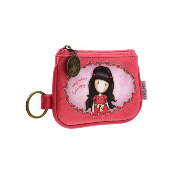 bdb7521ada2 GORJUSS KEYRING ZIP PURSE EVERY SUMMER HAS A STORY