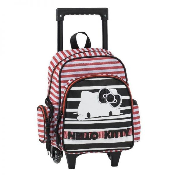 08920c87e9f TROLLEY ΝΗΠΙΑΓΩΓΕΙΟΥ HIDDEN STRIPES HELLO KITTY