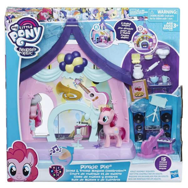 MY LITTLE PONY BEATS AND TREATS ΜΑΓΙΚΗ ΤΑΞΗ