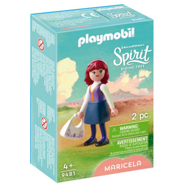 PLAYMOBIL SPIRIT RIDING FREE Η MARICELA