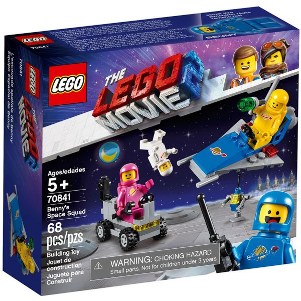LEGO THE MOVIE MAKER 2 BENNY\'S SPACE SQUAD