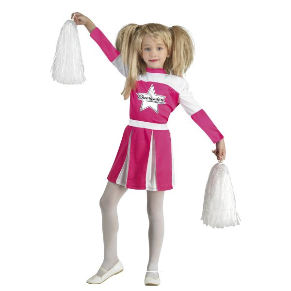 CARNIVAL COSTUME PINK CHEER c52c5f09a5b