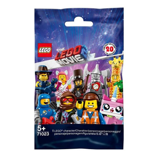 LEGO MINIFIGURES SERIES 19 THE LEGO MOVIE 2