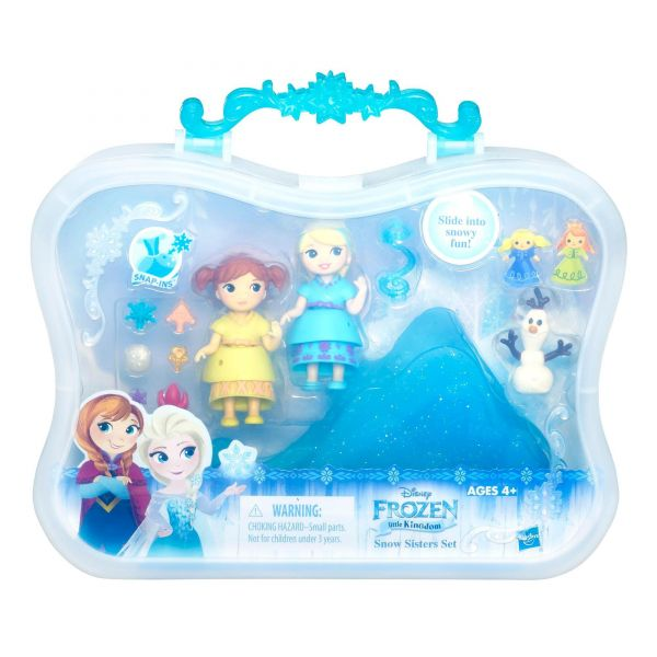 5bb8f75451 SMALL DOLL STORY MOMMENTS FROZEN -2 DESIGNS