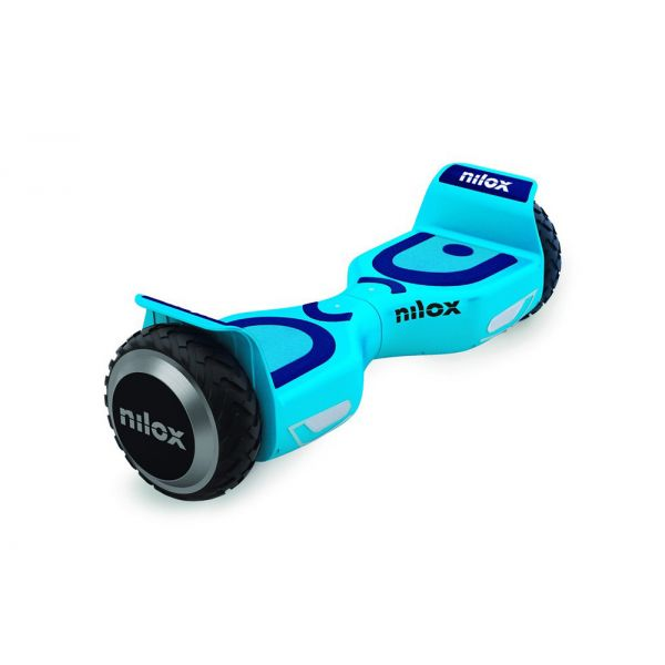 NILOX DOC 2 HOVERBOARD SKY BLUE NEW